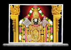 Tirupati Tour from chennai