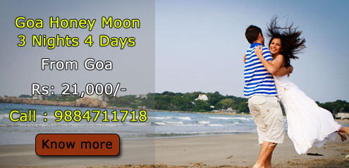 goa-honeymoon-packages